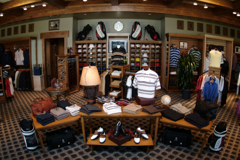 The Oaks Club at Valencia Golf Shop